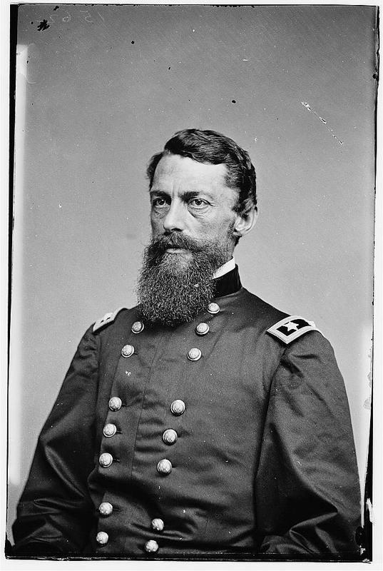 Portrait of Maj. Gen. George Stoneman