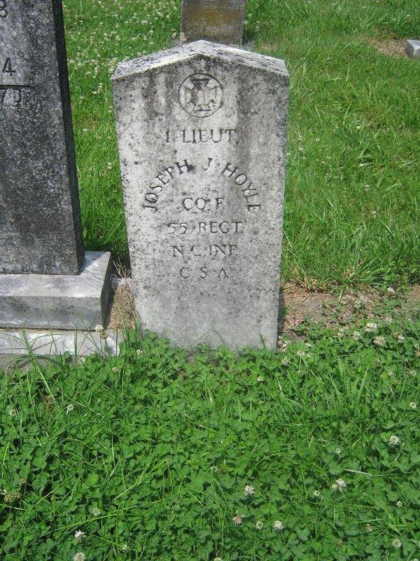 Joseph J. Hoyle, 1836-1864