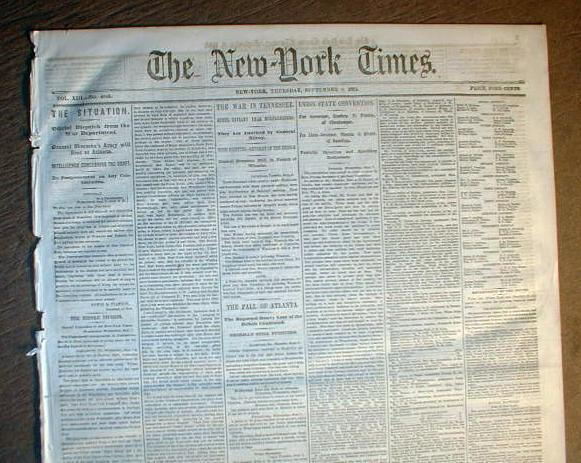 """The Capture of Fort Fisher.; The Lesson of the Guns,"" <em>The New York Times</em>, February 19, 1865<br />"