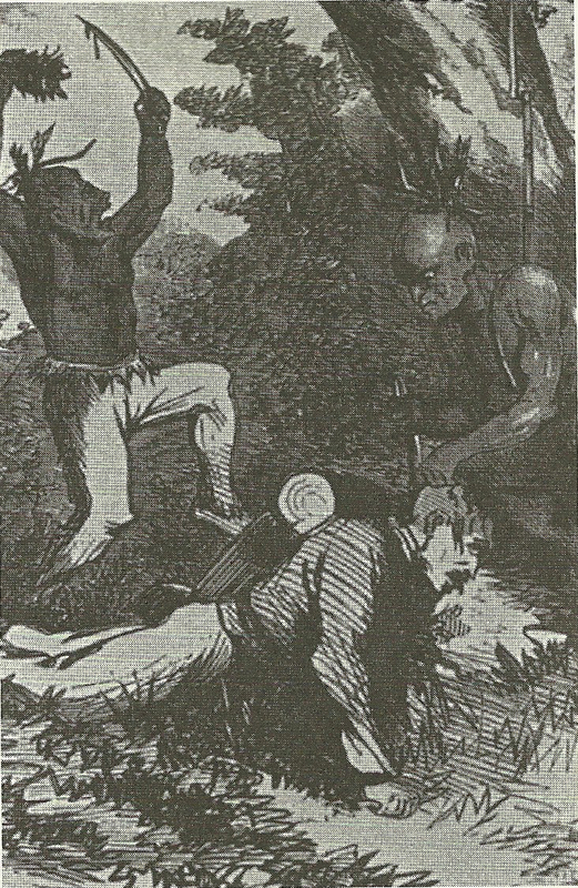 Scalping of Union Soldiers