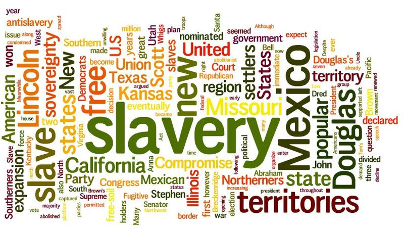 Sectional Conflict: Slavery, Sectionalism Sow Seeds of War