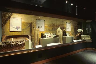 North Carolina and the Civil War exhibit, 1999-2005