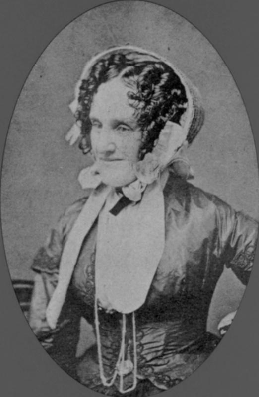 Catherine Ann Devereux Edmondston, 1823-1875