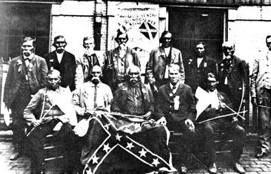 1901 Thomas' Legion reunion