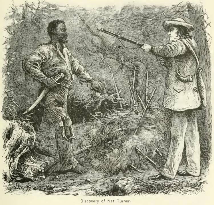 Nat Turner, 1800-1831