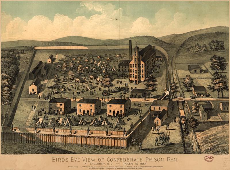 Picture of Salisbury Prison
