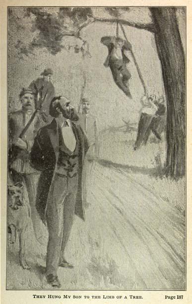 Drawing of hanging (1970-80)