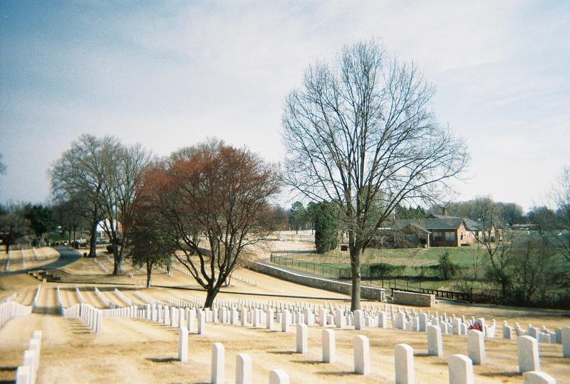 Cemetery Field Salisbury