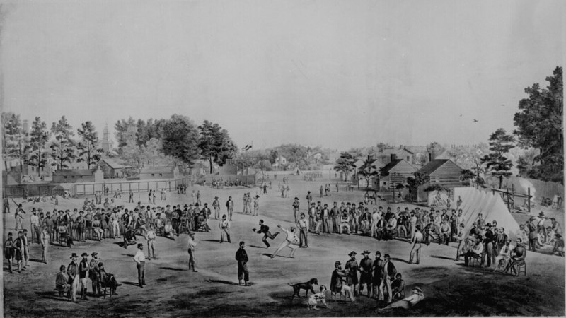 Union Prisoners at Salisbury, NC