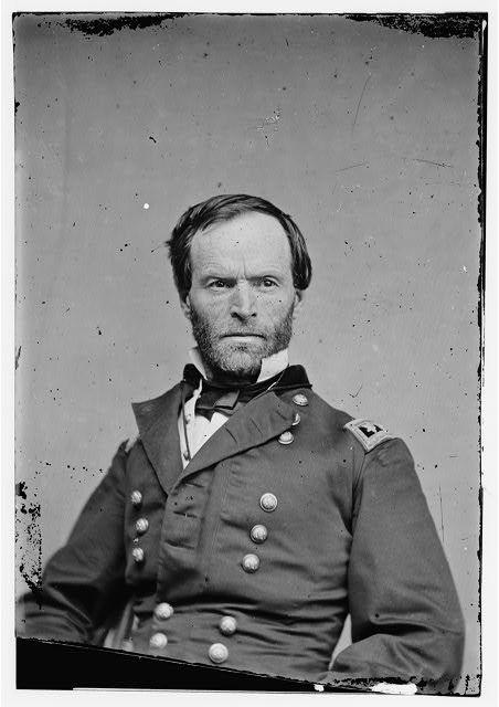 William Tecumseh Sherman, 1820-1891