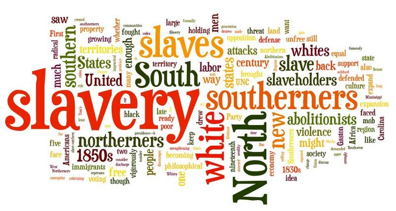 From Proslavery to Secession