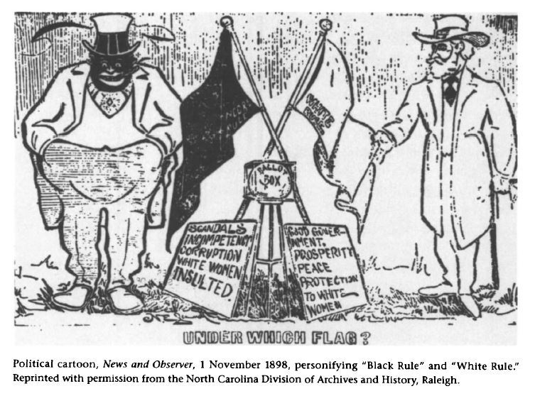 """Under Which Flag?,"" <em>News and Observer</em>, November 1, 1889"