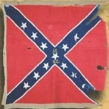 55th North Carolina Infantry Regimental Battle Flag