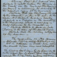 Letter from Charles Manly to David L. Swain, October 18, 1856, Page 6