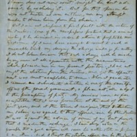 Letter from Benjamin S. Hedrick to Charles Manly, October 14, 1856, Page 3
