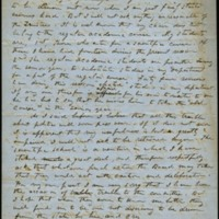 Letter from Benjamin S. Hedrick to Charles Manly, October 14, 1856, Page 4
