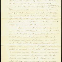 Letter from David L. Swain to [Charles Manly], October 7, 1856, Page 2