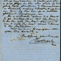 Letter from Charles Manly to David L. Swain, October 4, 1856, Page 2