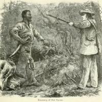 William Henry Shelton, Discovery of Nat Turner. c. 1831–76.