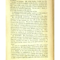 Arument on the Admission of Proof of Existence of the Ku Klux Klan of Mr. Boyden, 1871