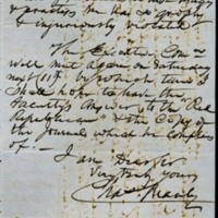 Letter from Charles Manly to David L. Swain, October 8, 1856, Page 3