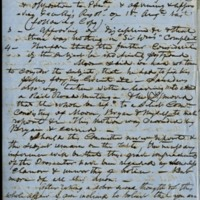 Letter from Charles Manly to David L. Swain, October 18, 1856, Page 2