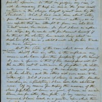 Letter from Benjamin S. Hedrick to Charles Manly, October 14, 1856, Page 2