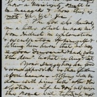 Letter from Charles Manly to David L. Swain, October 8, 1856, Page 2