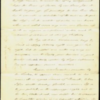 Letter from David L. Swain to [Charles Manly], October 7, 1856, Page 3