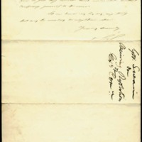 """Letter from David L. Swain to [Charles Manly], October 7, 1856, Page 4"
