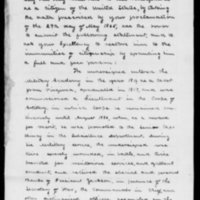 Amnesty Petition of Richard B. Lee, June 12, 1865