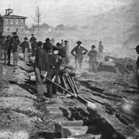 Sherman Destroying Railroad.jpg