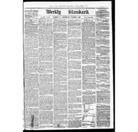 North-Carolina Standard Front Page 1861-12-09